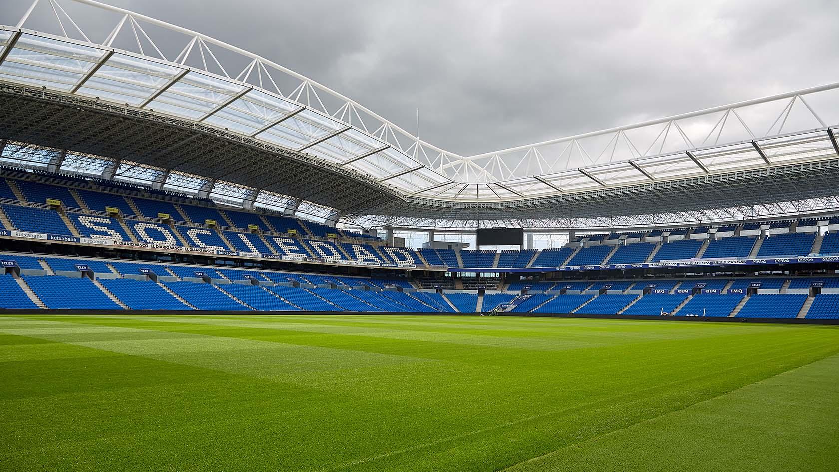 Instalaciones Real Sociedad De Fútbol S A D
